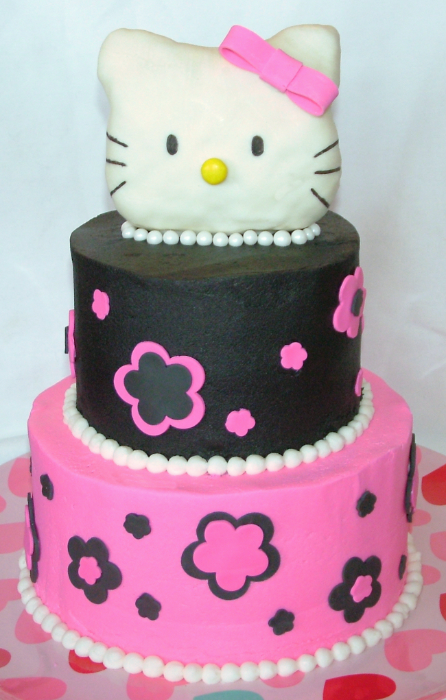 hello kitty cakes at walmart