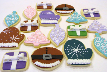 A Sweet Cake Blog Archive Christmas Cookies Minty Cupcakes