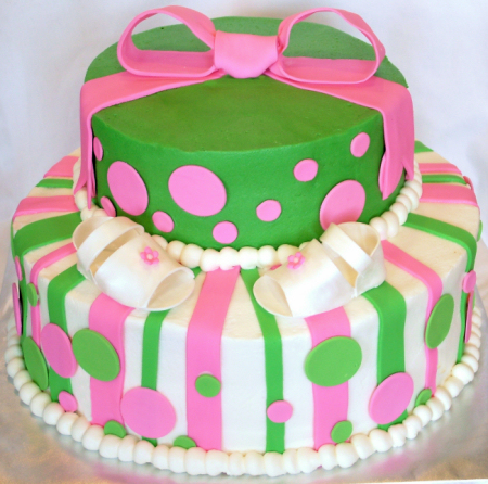Lime Green Cake Frosting